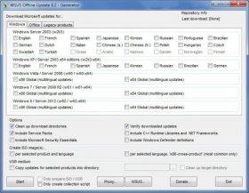 دانلود آپدیت های ویندوز به صورت آفلاین با WSUS Offline Update 11.0.3