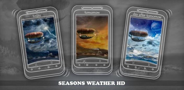Beautiful Seasons Weather HD