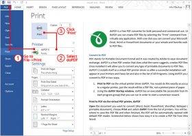doPDF 9.0.226 تبدیل فایلهای pdf به word