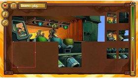 دانلود بازی کم حجم و پازلی برای کامپیوتر Deponia The Puzzle