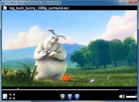 پخش انواع فرمت های تصویری و صوتی VSO Media Player v1.6.18.527