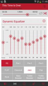 پلیر قدرتمند اندروید با قابلیت تقویت صدا RADSONE quality sound player v1.0.5