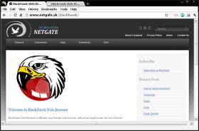دانلود مرورگر بسیار سریع و قدرتمند BlackHawk Web Browser 35.0.1916.114