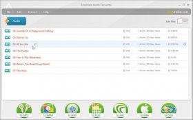دانلود نرم افزار قدرتمند مبدل فایل های صوتی Freemake Audio Converter v1.1.7.6