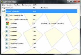 حفاظت از مرورگرهای وب با نرم افزار قدرتمند Sandboxie 5.20