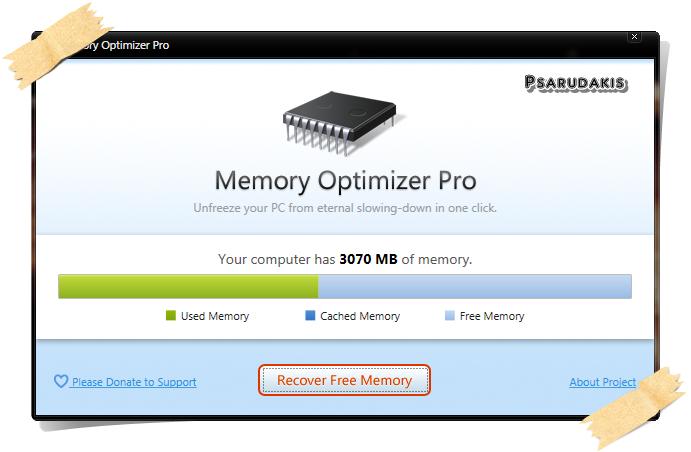 Memory Optimizer Pro