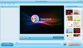 تبدیل ، رایت و ایجاد فیلم های DVD با Firecoresoft Splendvd 1.0.8