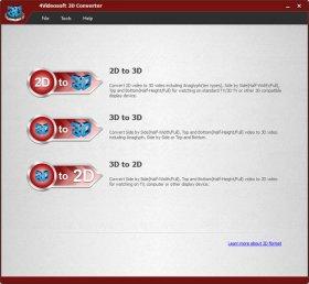 تبدیل آسان فیلم های سه بعدی 4Videosoft 3D Converter 5.1.50