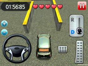دانلود بازی پارک ماشین برای اندروید RealParking3D Parking 2.5