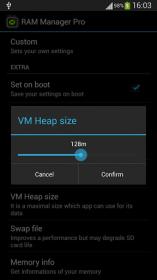 بهینه سازی و مدیریت رم اندروید RAM Manager Pro v8.7.0