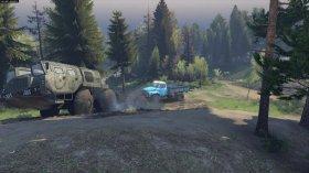 دانلود بازی شبیه ساز رانندگی با ماشین های سنگین برای کامپیوتر Spintires
