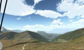 دانلود بازی شبیه ساز پرواز با پاراگلایدر برای کامپیوتر 3D PARAGLIDER
