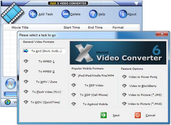 AoA Advanced X Video Converter