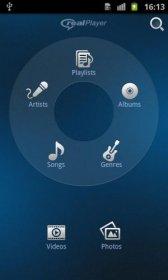دانلود نرم افزار پخش موزیک و فیلم در اندروید RealPlayer Premium v1.1.3.01