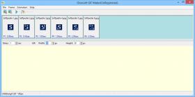 نرم افزار ساخت عکس های متحرک GIF با iStonsoft GIF Maker 1.0.57