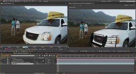 ویرایش و ایجاد جلوه های ویژه روی فیلم ها Adobe After Effects CC 2017 14.2.1.34