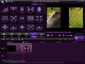 ویرایشگر فیلم و ویدیو Wondershare Video Editor 5.0.0.11