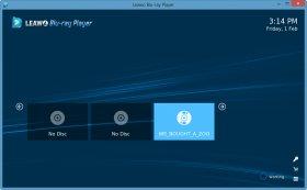 پلیر همه کاره برای فیلم های بلوری Leawo Blu-ray Player 1.9.6.1