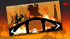 بازی بسیار مهیج موتور سواری برای اندروید Hill Motor Racing v1.7.0 Android