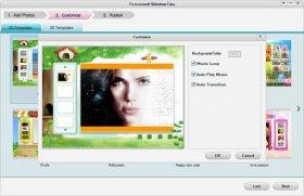 ساخت اسلاید شو فلش و تحت وب از تصاویر Firecoresoft Slideshow Fairy 1.0.4
