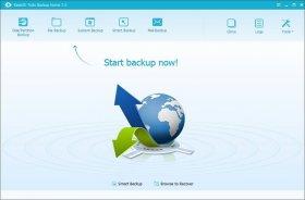 نرم افزار پشتیبان گیری از اطلاعات و پارتیشن EaseUS Todo Backup Workstation / Server / Advanced Server / Boot 10.5.0.2
