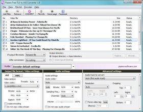 تبدیل فیلم ویدیویی FLV به AVI با Pazera FLV to AVI Converter 1.9