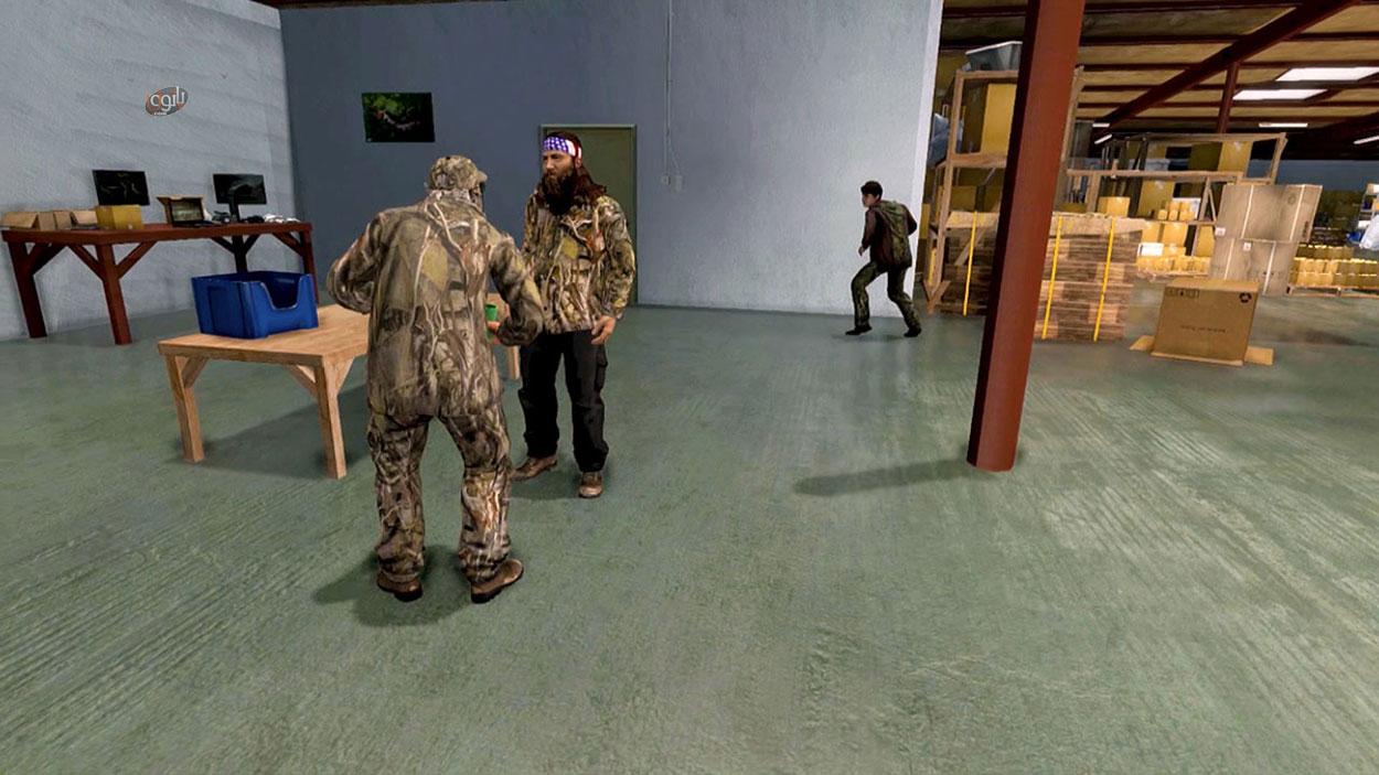 دانلود بازی شکار اردک برای کامپیوتر Duck Dynasty