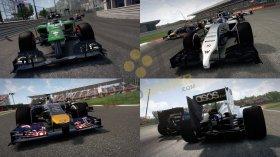 بازی مسابقات فرمول یک 2014 برای کامپیوتر F1 2014 PC