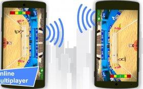 دانلود بازی مسابقات لیگ جهانی والیبال برای اندروید Volleyball Champions 3D 2014 v5.5