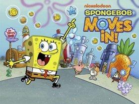 دانلود نسخه جدید باب اسفنجی برای اندروید SpongeBob Moves In 4.32.01