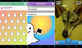دانلود اسنپ چت ابزار قدرتمند اشتراک گذاری عکس و ویدیو در اندروید Snapchat v10.19.5