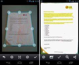 دانلود اسکنر برای اندروید CamScanner Phone PDF Creator v5.1.0.20171009