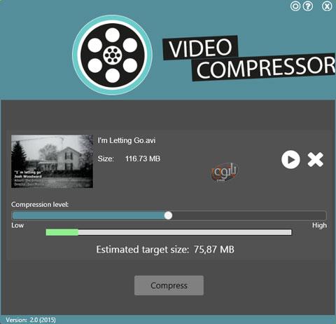Abelssoft VideoCompressor 2015