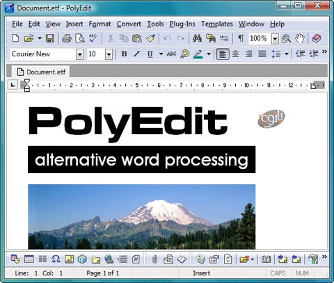 PolyEdit