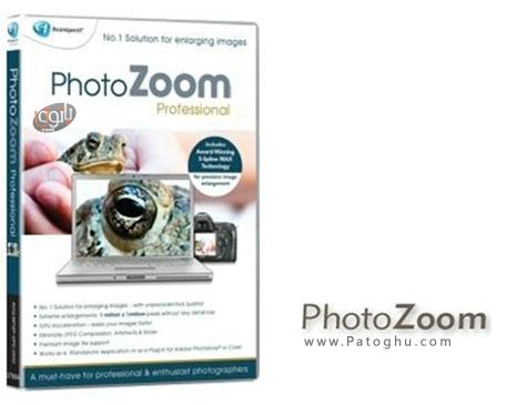 بزرگنمایی تصاویر بدون افت کیفیت بصورت باورنکردنی با PhotoZoom Professional v6.0.4 Final