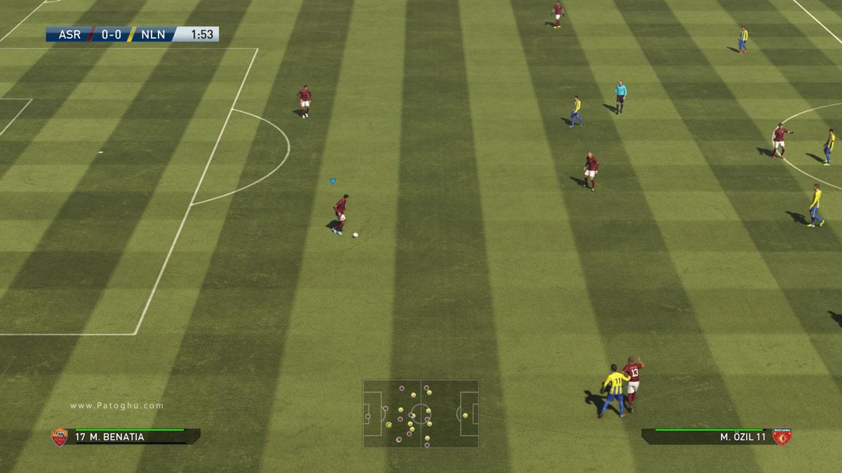 دانلود بازی Pro Evolution Soccer 2015 برای کامپیوتر Pes