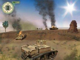 دانلود بازی شبیه ساز مبارزه با تانک برای کامپیوتر Tank Combat