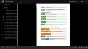دانلود نرم افزار آفیس برای اندروید با قابلیت تبدیل اسناد PDF به ورد OfficeSuite Pro + PDF v9.2.10834