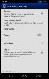 بهینه سازی و کاهش مصرف باتری در اندروید 2Battery Pro - Battery Saver v3.51