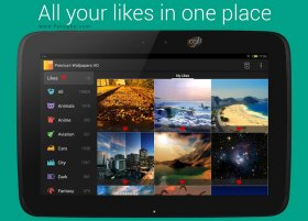 مجموعه والپیپرهای Hd برای گوشی و تبلت اندروید Premium Wallpapers HD Premium v4.3.1