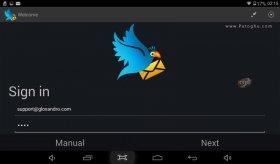 مدیریت سریع و آسان ایمیل ها در اندروید Bird Mail PRO Email App v2245.59c
