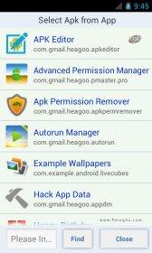 ویرایش فایل های APK با APK Editor Pro 1.8.7