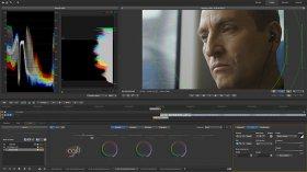 ویرایش ، میکس و تدوین حرفه ای فیلم و ویدیو  Adobe SpeedGrade CC 2015 v9.1.0