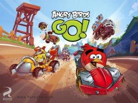 بازی انگری بردز گو برای اندروید Angry Birds Go 2.7.1