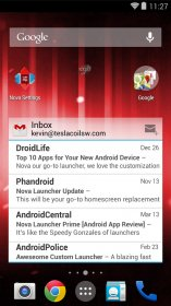 دانلود لانچر زیبا و قدرتمند نوا برای اندروید Nova Launcher Prime v5.5.3 Final