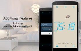 ساعت دیجیتال زنگ دار برای اندروید Digital Alarm Clock PRO v8.7.4