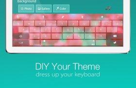 کیبورد سریع و زیبای تاچ پال برای اندروید TouchPal Keyboard v6.4.5.1