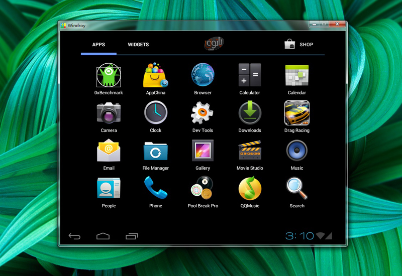AMIDuOS 2 Lollipop Pro 2 0 3 7527 شبیه ساز اندروید - 20
