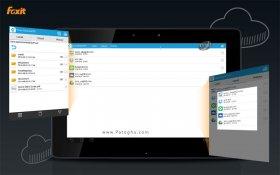 پی دی اف ریدر قدرتمند برای اندروید Foxit Mobile PDF v3.2.0.1231