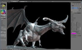 مدل سازی انیمیشن 3 بعدی با نرم افزار Blender v2.74